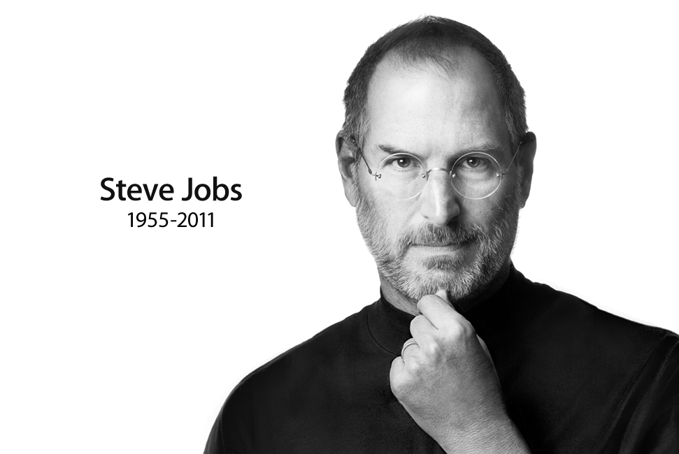 Steve Jobs * 1955 + 2011 {.thanx.bro}