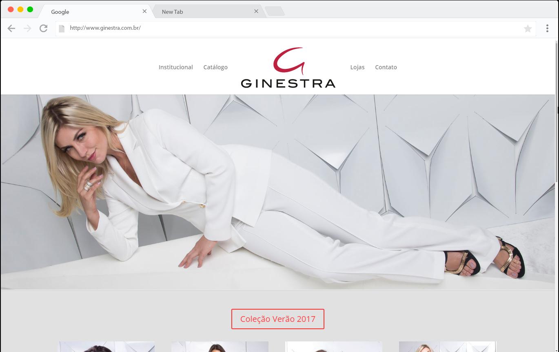 Portfólio Mulher Gorila - Cliente: Ginestra