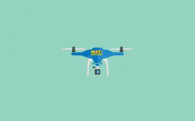 Drones substituindo trabalhadores dentro de empresas no Brasil? Entenda melhor!